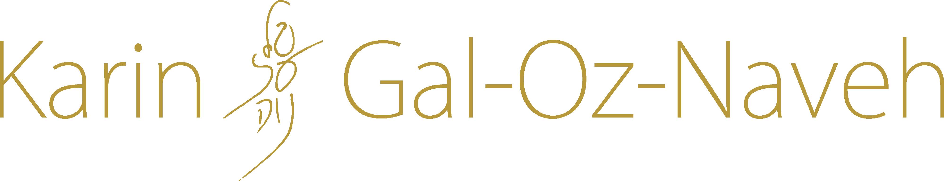 Karin Gal-Oz-Naveh Logo